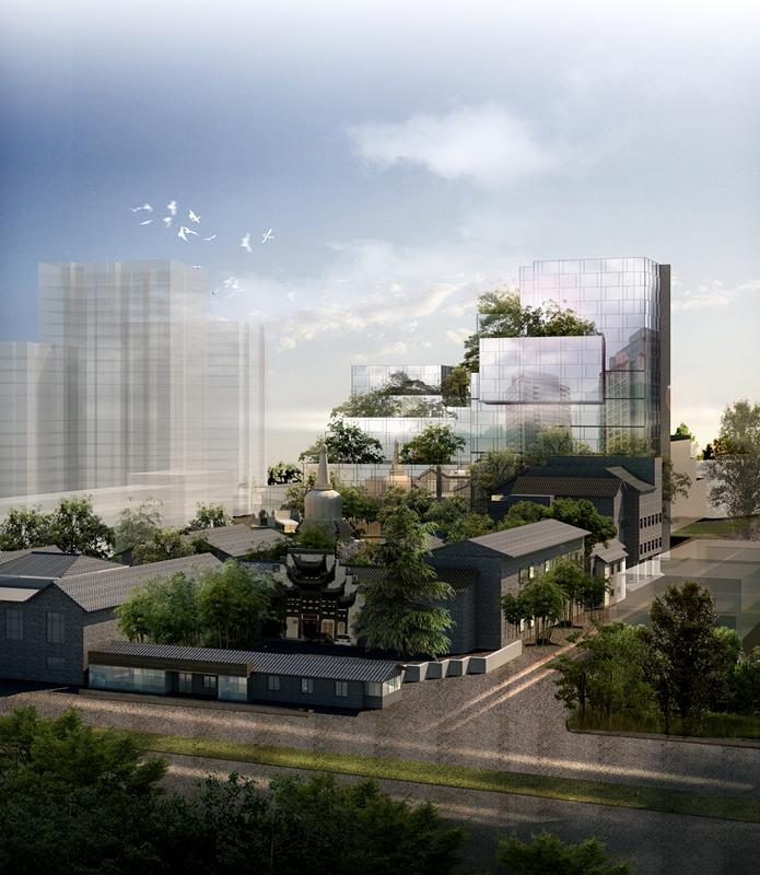 【项目管理】中国国家画院扩建工程节能评估报告评审