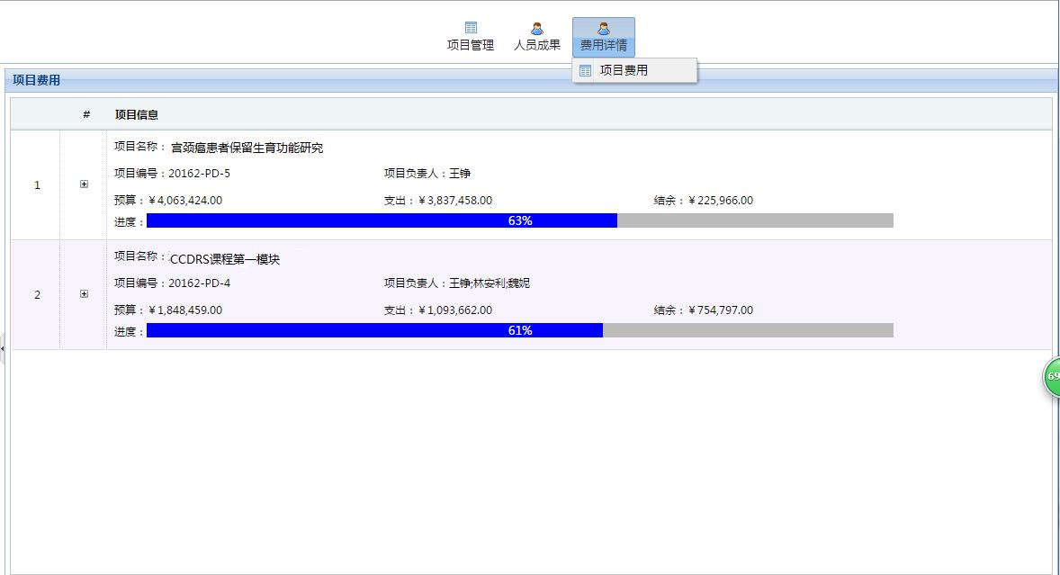 科研研发项目管理 – 北京华腾软件- 专业项目管理,oa