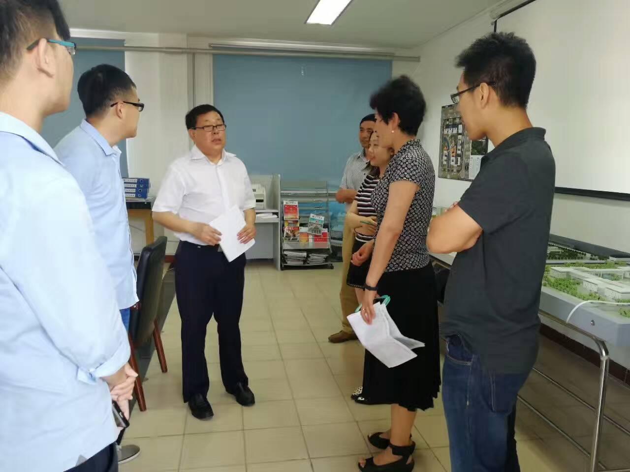 华胜龙腾与北京大学第一医院共同迎接卫生部大型医院巡查
