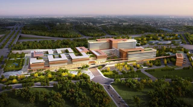 从华西天府医院出发,听中建西南院解读未来医院建设模式发展之道
