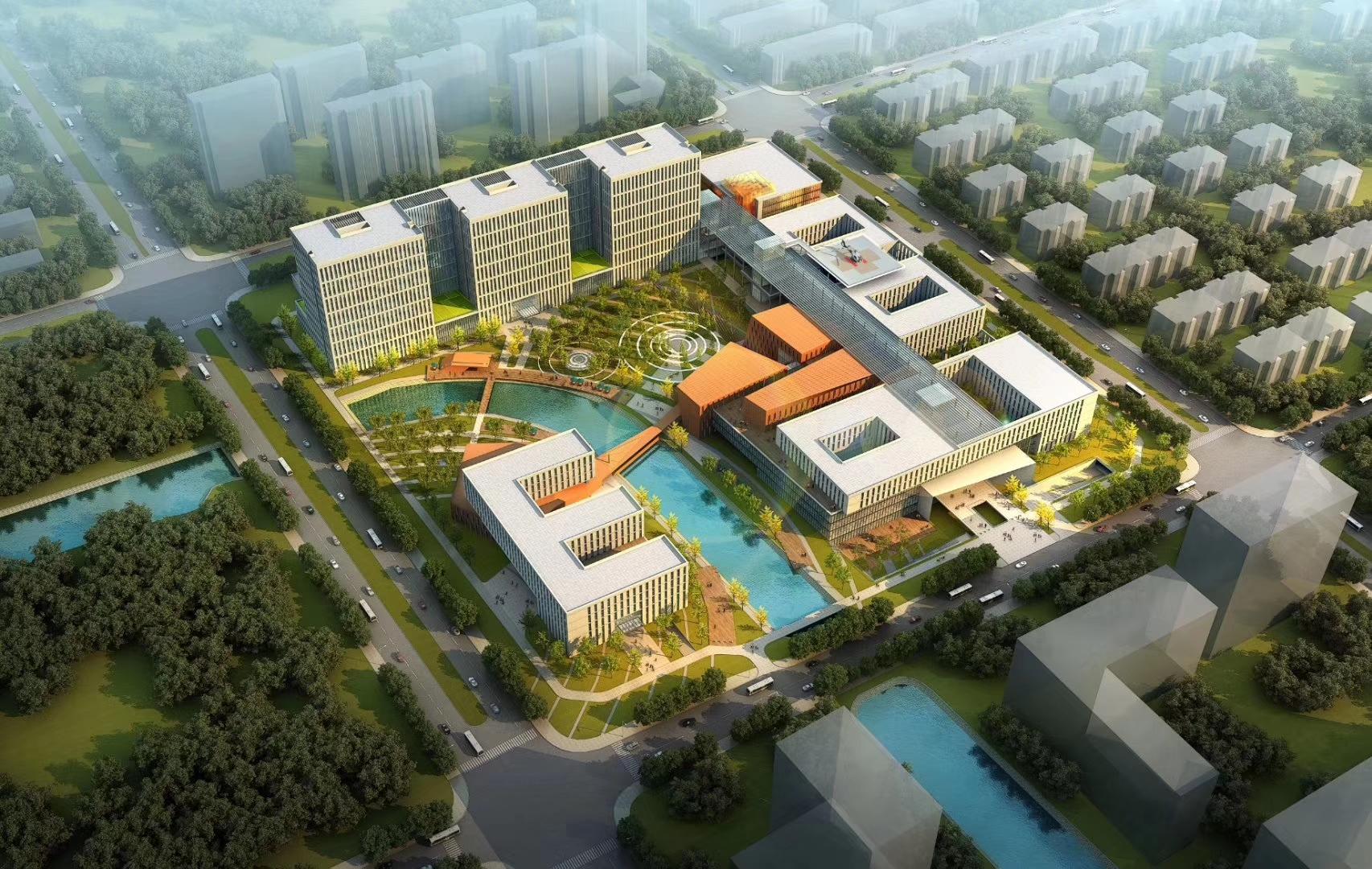 北京大学第一医院城南院区基建项目全过程管理平台系统正式运行!