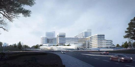 四川省肿瘤医院项目管理大数据平台中标签约